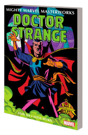 MIGHTY MARVEL MASTERWORKS: DOCTOR STRANGE VOL. 1 - THE WORLD BEYOND GN-TPB MICHAEL CHO COVER