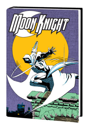MOON KNIGHT OMNIBUS VOL. 2 HC MILLER COVER [DM ONLY]