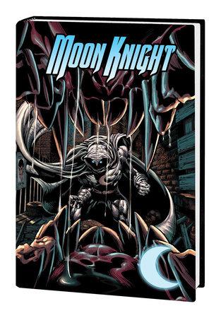 MOON KNIGHT BY HUSTON, BENSON & HURWITZ OMNIBUS HC DEODATO JR. COVER  [DM ONLY]