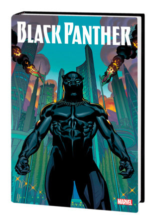 BLACK PANTHER BY TA-NEHISI COATES OMNIBUS HC STELFREEZE COVER