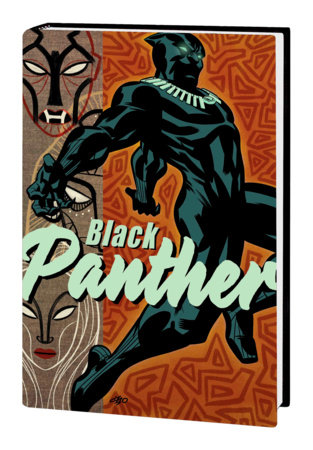BLACK PANTHER BY TA-NEHISI COATES OMNIBUS HC MICHAEL CHO COVER [DM ONLY]