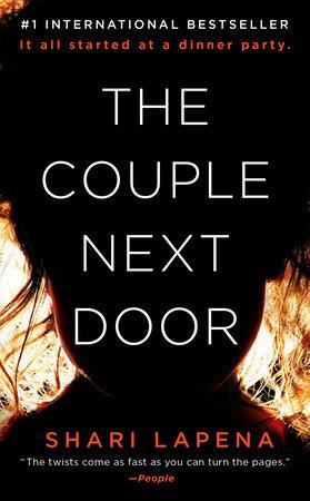 The Couple Next Door By Shari Lapena Penguin Random