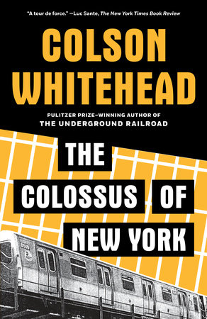 Cover image for The Colossus of New York