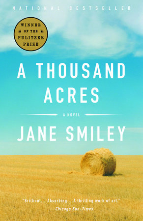 Cover image for A Thousand Acres