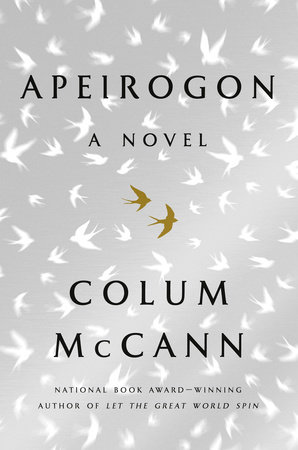Cover of Apeirogon: A Novel