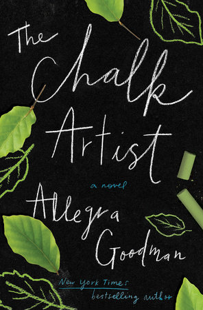 The Chalk Artist book cover