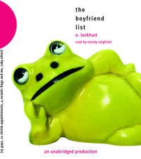 Cover of The Boyfriend List cover