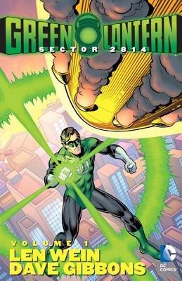 Green Lantern: Sector 2814 Vol. 1