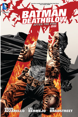 Batman/Deathblow: After the Fire Deluxe Edition