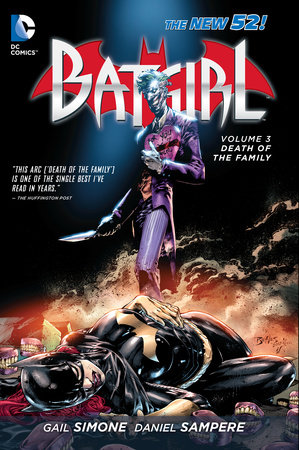 Batgirl Vol. 3: Death of the Family (The New 52)