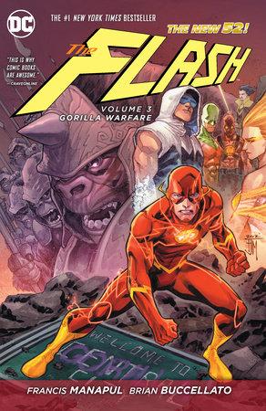 The Flash Vol. 3: Gorilla Warfare (The New 52)