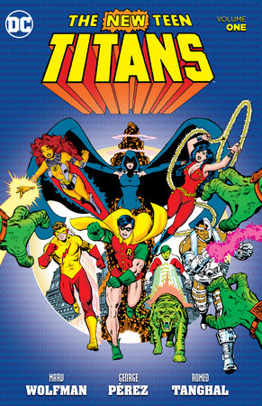 New Teen Titans Vol. 1