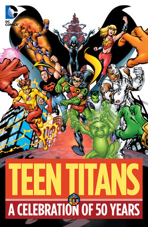 Teen Titans: A Celebration of 50 Years