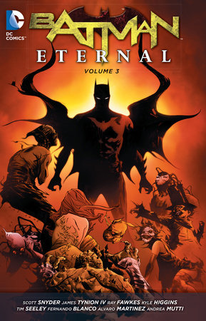 Batman Eternal Vol. 3 (The New 52)