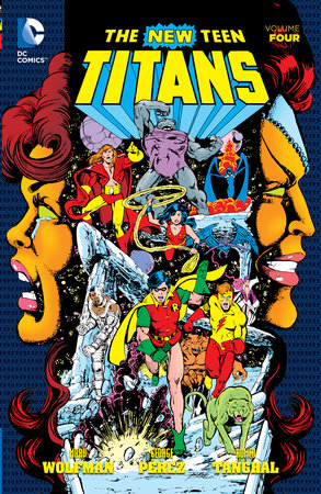 New Teen Titans Vol. 4