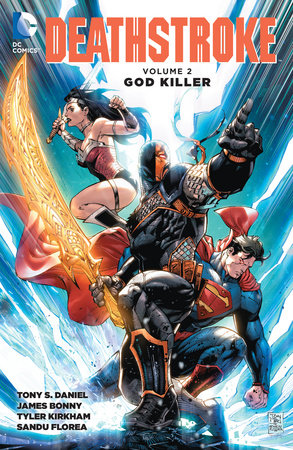 Deathstroke Vol. 2: God Killer