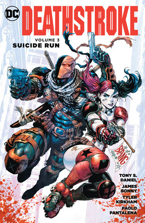 Deathstroke Vol. 3 Suicide Run
