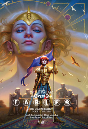 Fables: The Deluxe Edition Book Fourteen