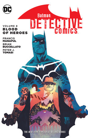 Batman: Detective Comics Vol. 8: Blood of Hereos