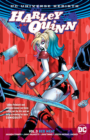 Harley Quinn Vol. 3: Red Meat (Rebirth)