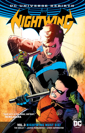 Nightwing Vol. 3: Nightwing Must Die (Rebirth)