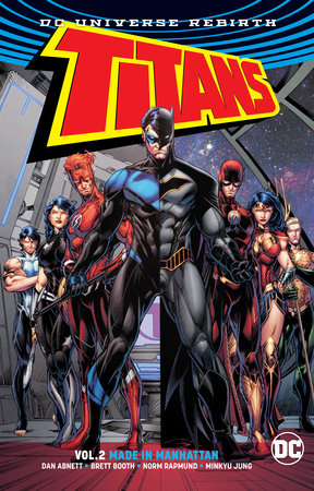 Titans Vol. 2: Made in Manhattan (Rebirth)