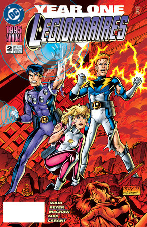 Legionnaires Book Two