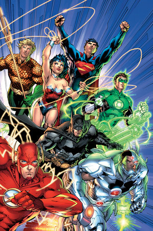 Absolute Justice League: Origin