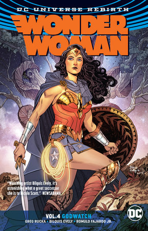 Wonder Woman Vol. 4: Godwatch (Rebirth)