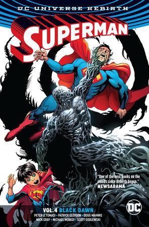 Superman Vol. 4: Black Dawn (Rebirth)