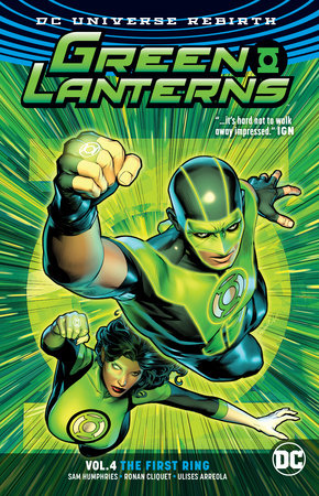 Green Lanterns Vol. 4: The First Rings (Rebirth)