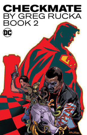 Checkmate By Greg Rucka Book 2