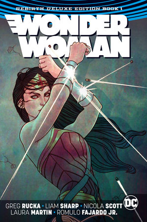 Wonder Woman: The Rebirth Deluxe Edition Book 1 (Rebirth)