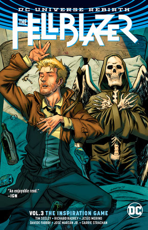 The Hellblazer Vol. 3: The Inspiration Game (Rebirth)