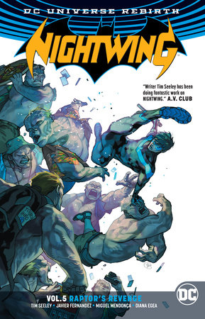 Nightwing Vol. 5: Raptor's Revenge (Rebirth)