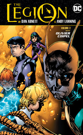 The Legion by Dan Abnett and Andy Lanning Vol. 2