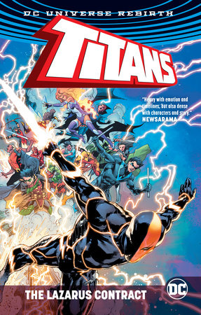 Titans: The Lazarus Contract
