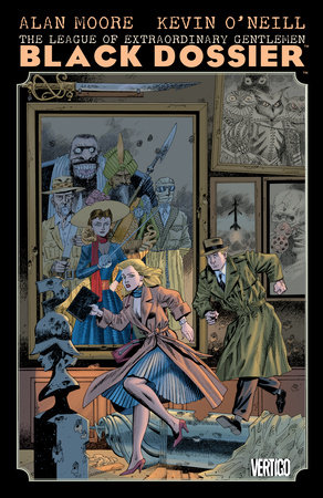 League of Extraordinary Gentlemen: The Black Dossier