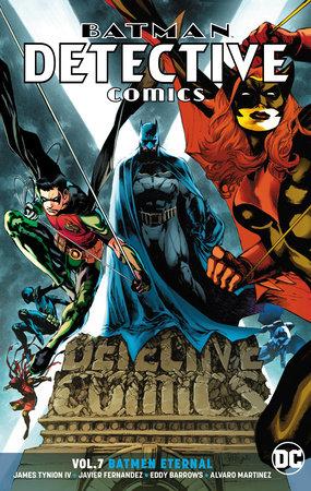 Batman: Detective Comics Vol. 7: Batmen Eternal
