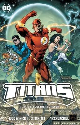 Titans Book 1: Together Forever