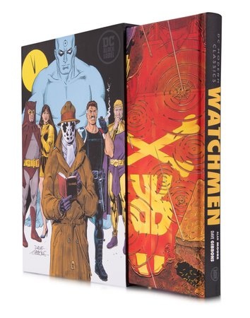 Cover image for Watchmen (DC Modern Classics Edition)