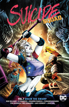 Suicide Squad Vol. 7: Drain the Swamp