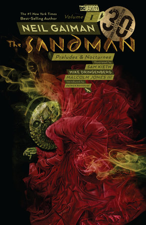 The Sandman Vol. 1: Preludes & Nocturnes 30th Anniversary Edition