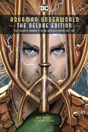 Aquaman: Underworld Deluxe Edition
