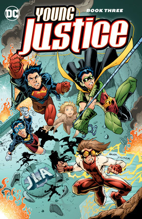 Young Justice Book Three