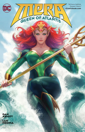 Mera: Queen of Atlantis