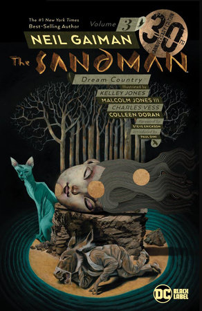 The Sandman Vol. 3: Dream Country 30th Anniversary Edition