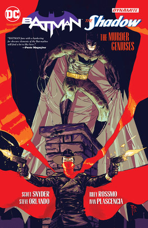 Batman/The Shadow: The Murder Geniuses