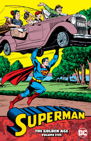 Superman: The Golden Age Vol. 5