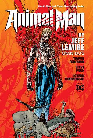 Animal Man by Jeff Lemire Omnibus